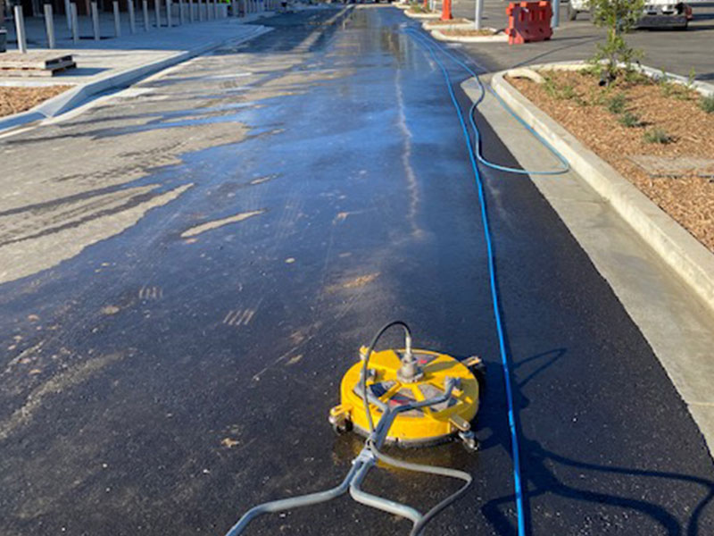 commercial power washing services in Hunter Valley